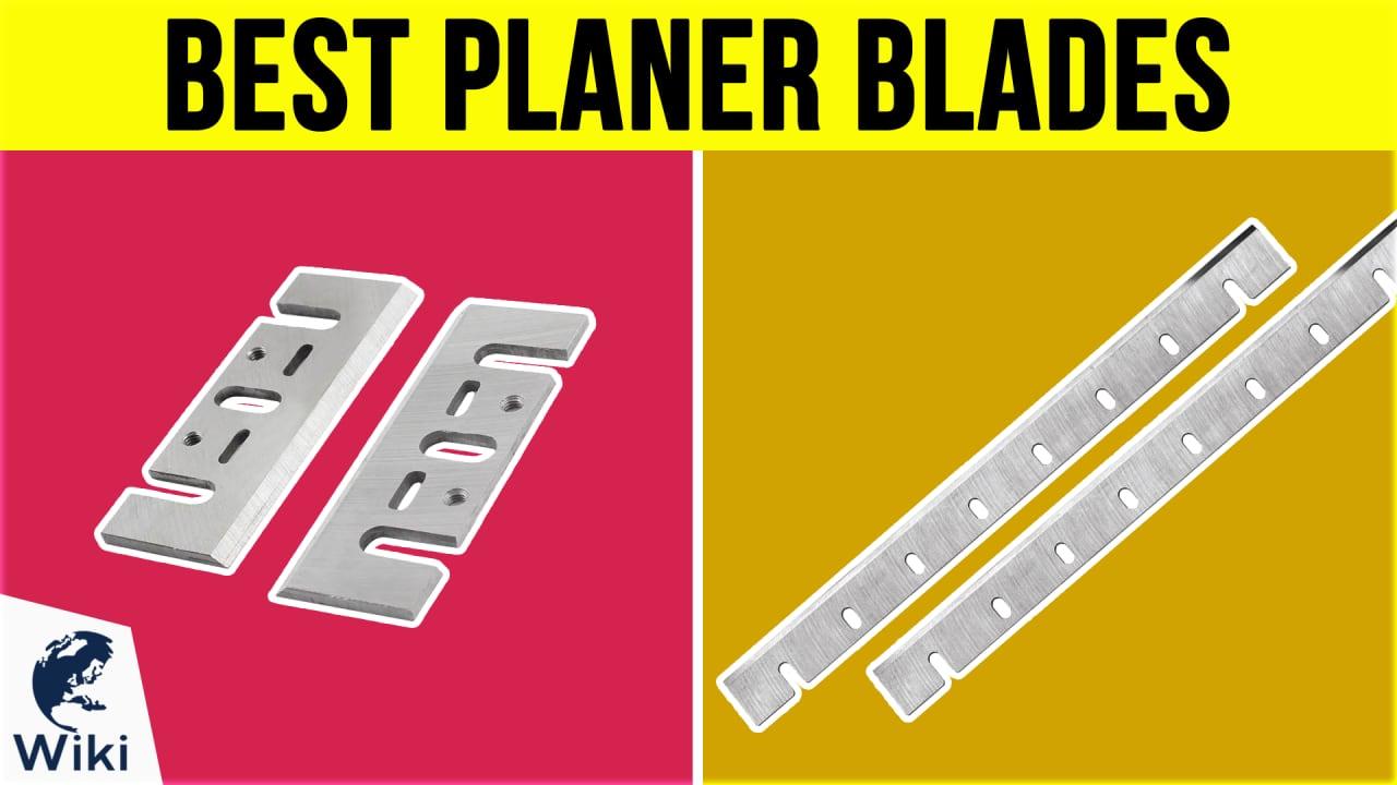 10 Best Planer Blades