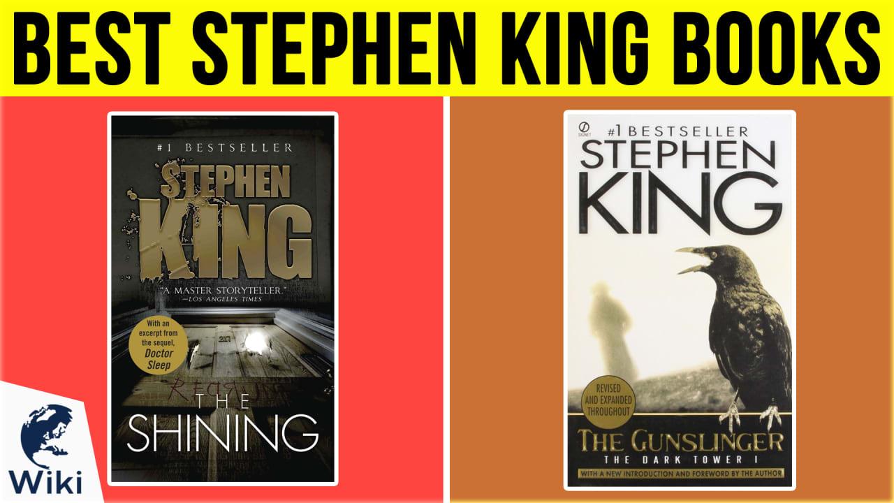 10 Best Stephen King Books