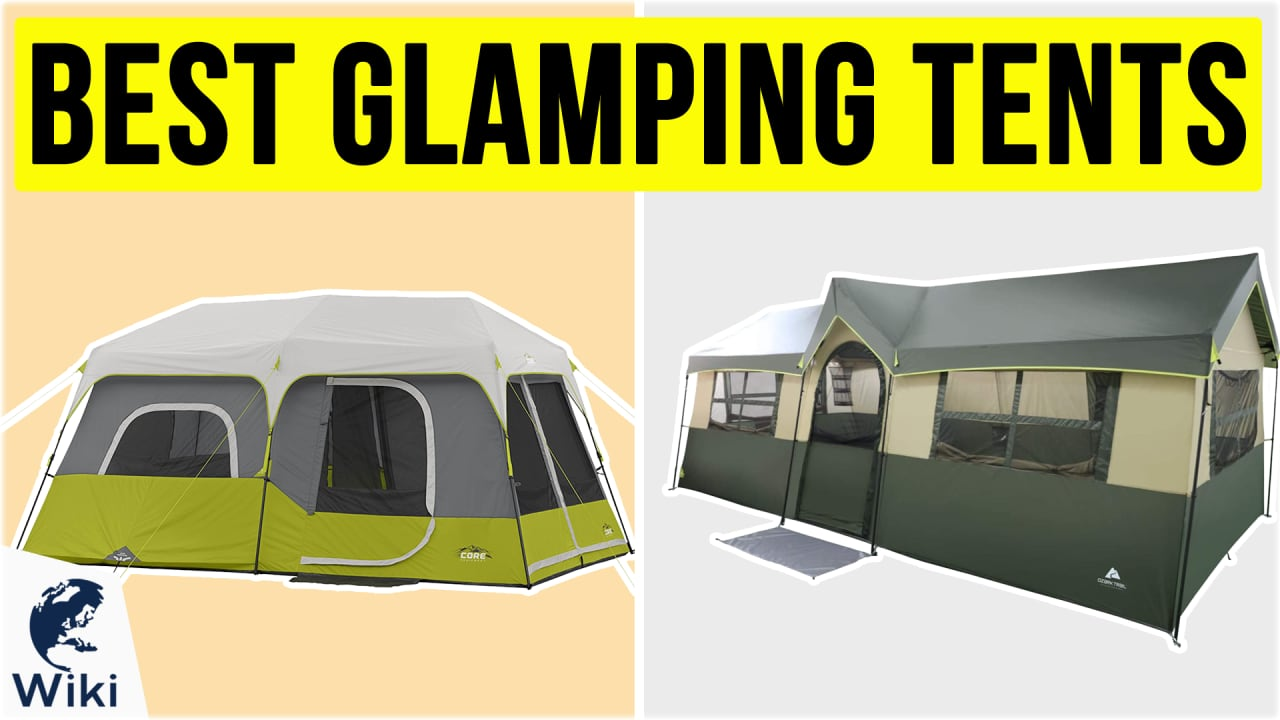 10 Best Glamping Tents