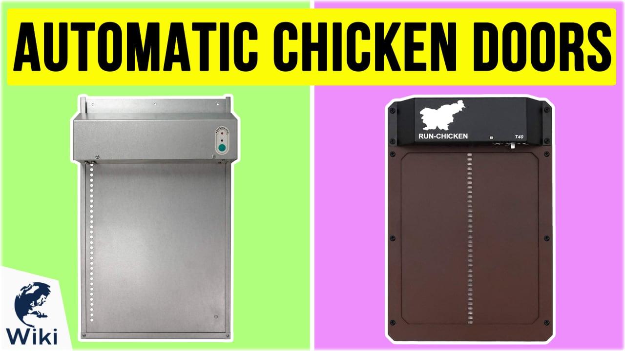 10 Best Automatic Chicken Doors
