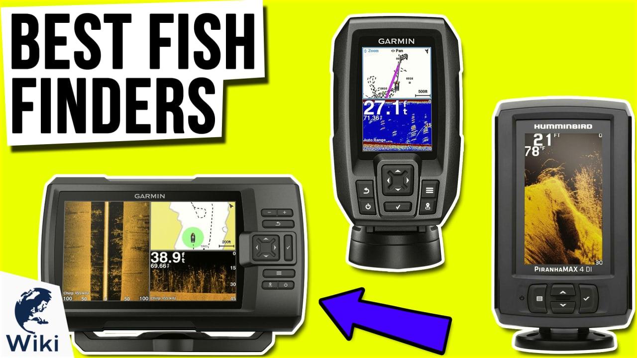 10 Best Fish Finders