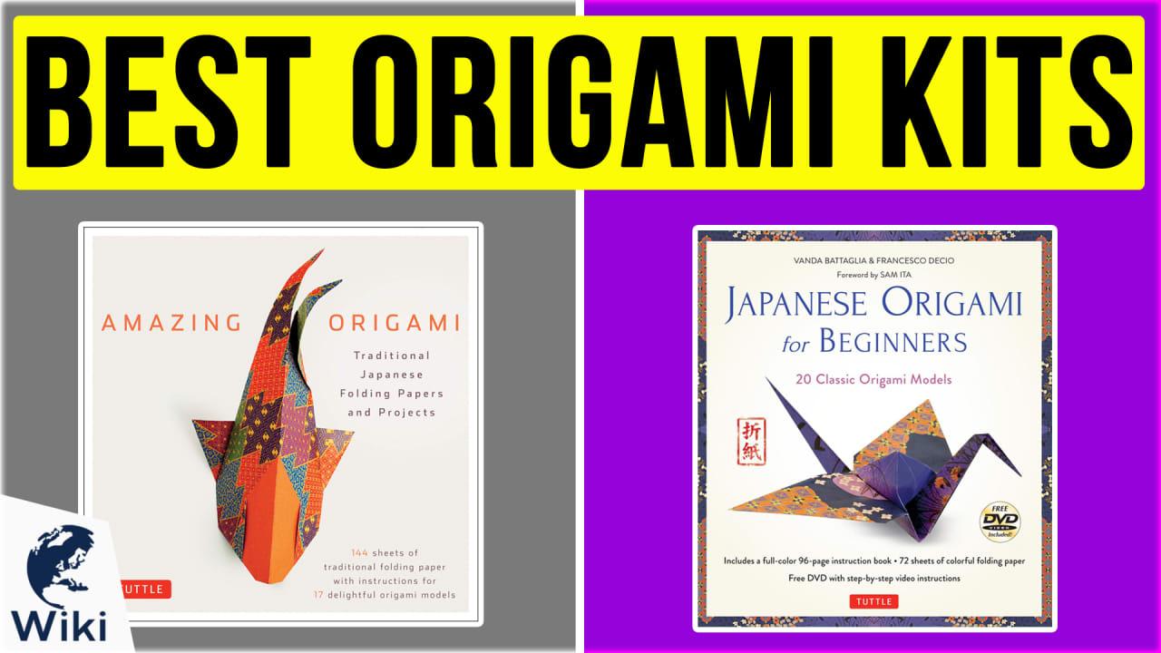 10 Best Origami Kits