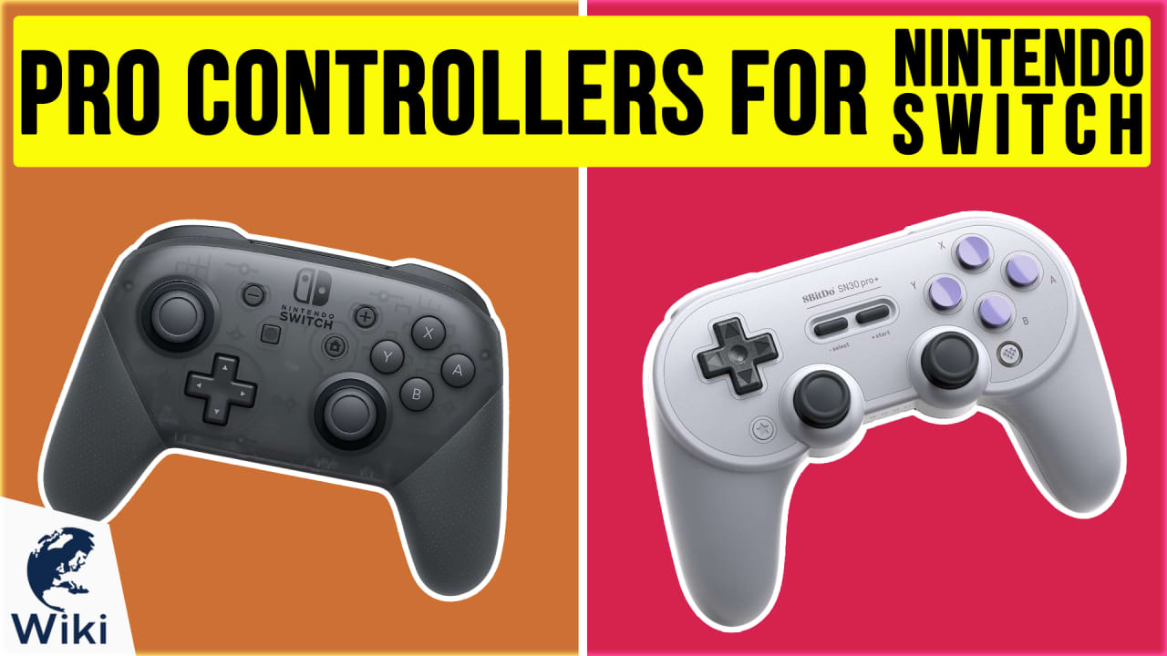 9 Best Pro Controllers For Nintendo Switch