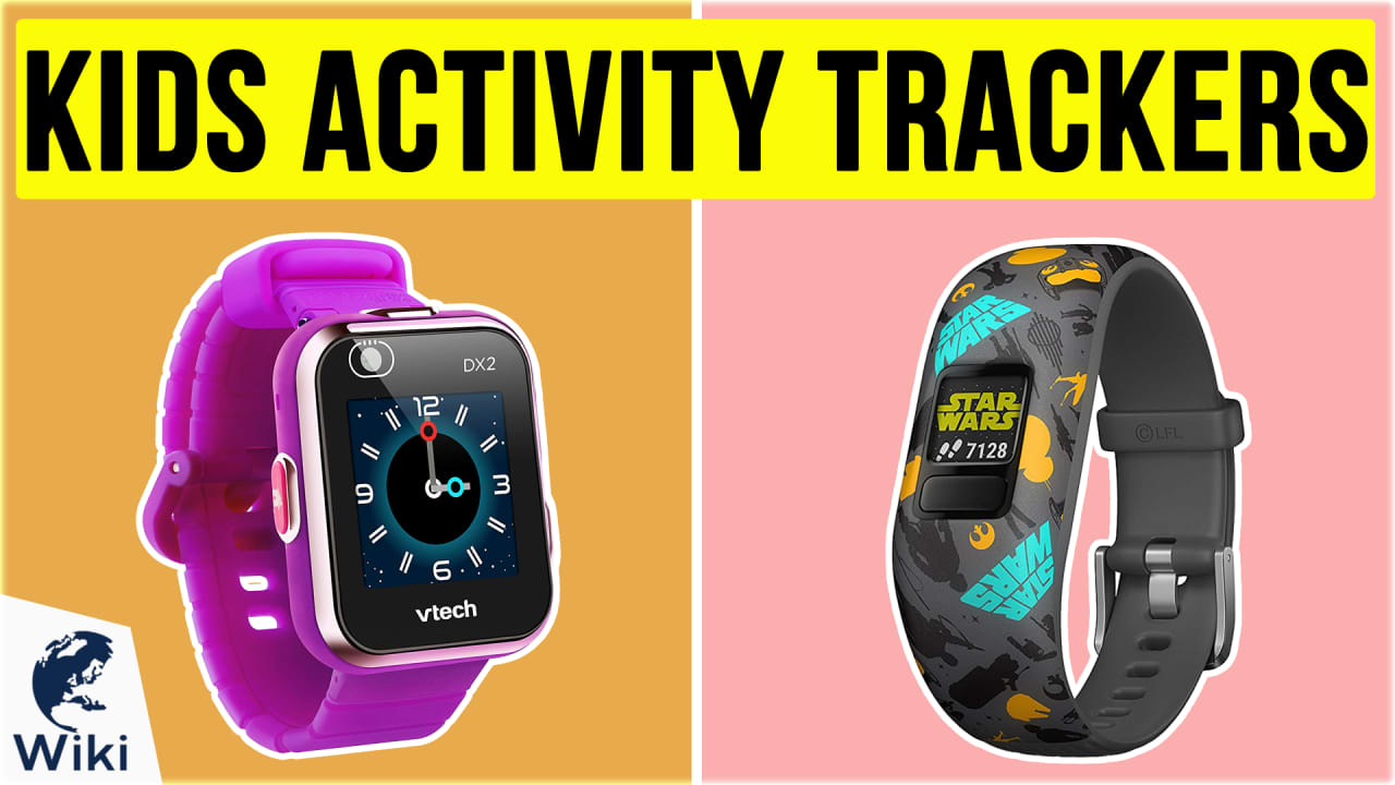 10 Best Kids Activity Trackers