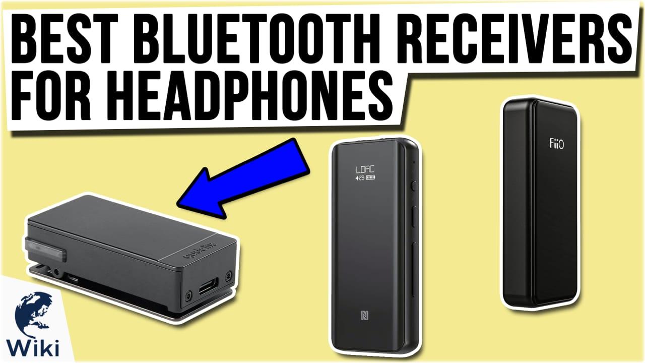 7 Best Bluetooth Receivers For Headphones