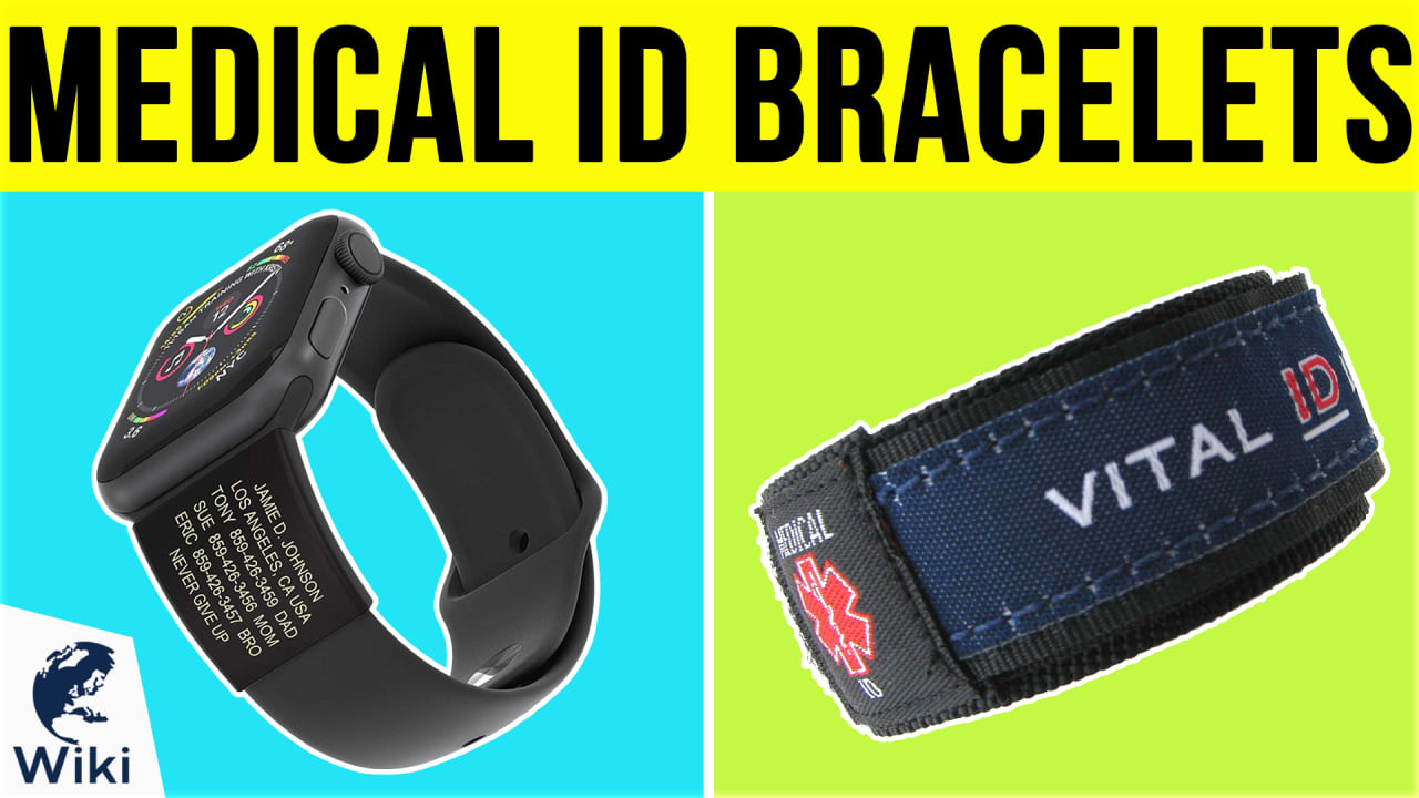 10 Best Medical ID Bracelets