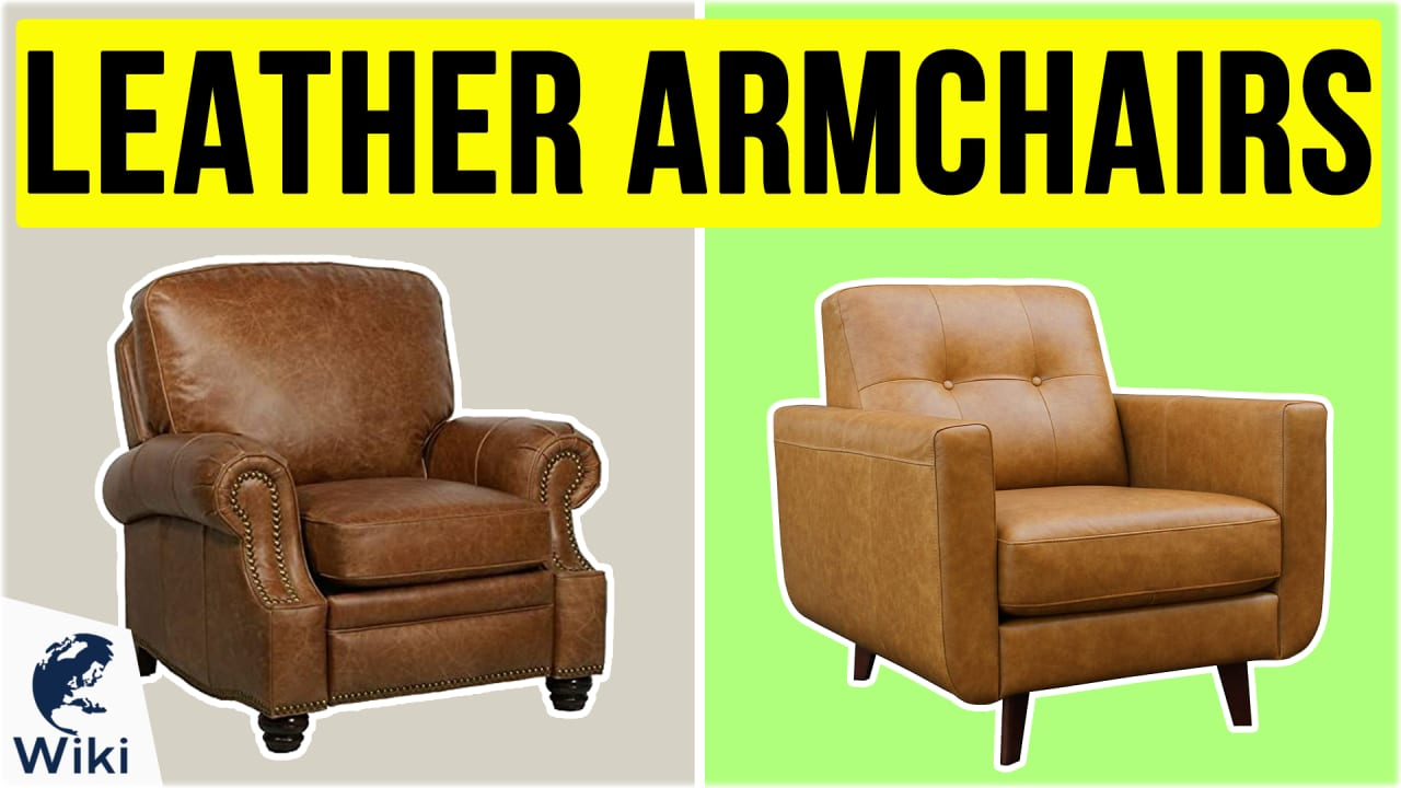 10 Best Leather Armchairs