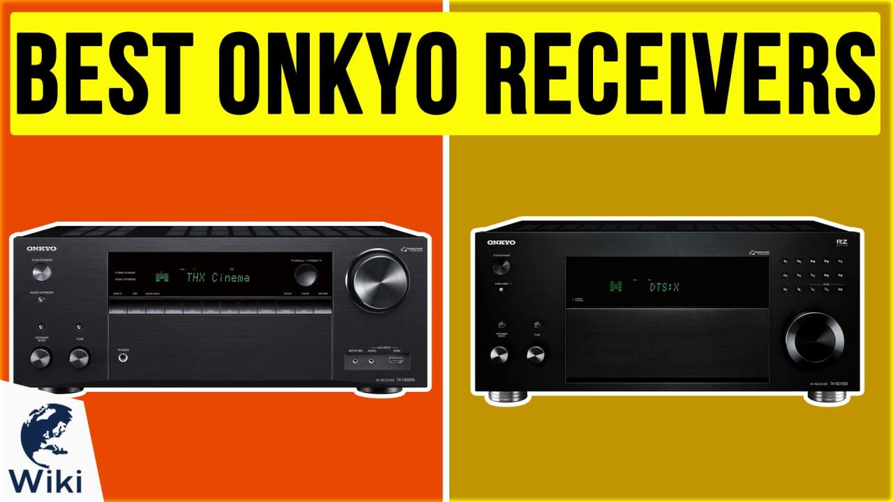 8 Best Onkyo Receivers