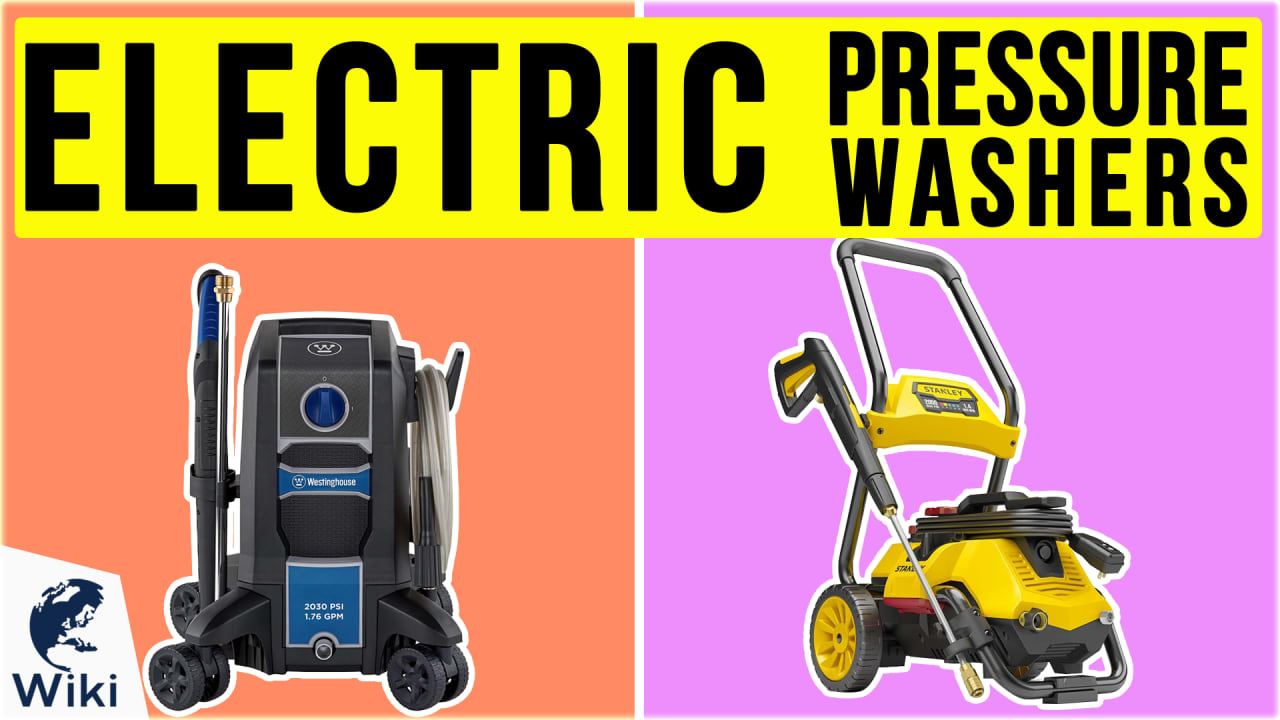10 Best Electric Pressure Washers