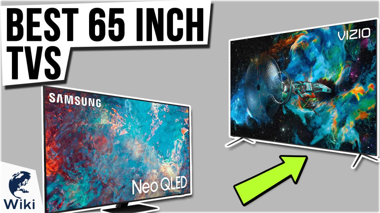 8 Best 65 Inch TVs