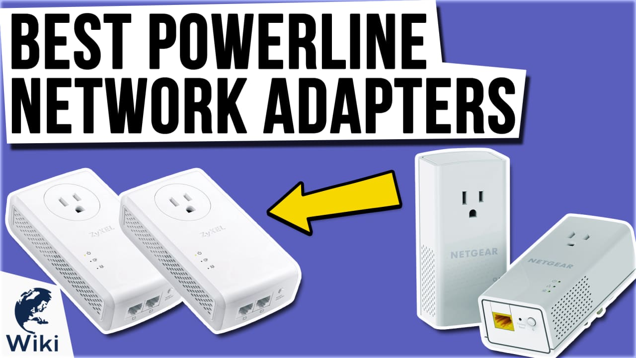 10 Best Powerline Network Adapters
