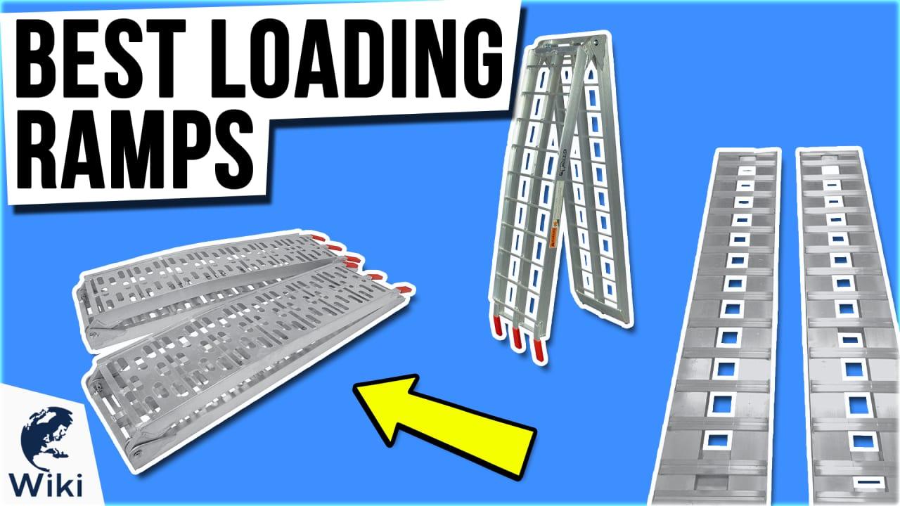 9 Best Loading Ramps