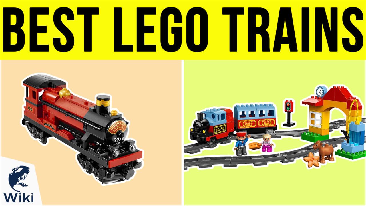 10 Best Lego Trains