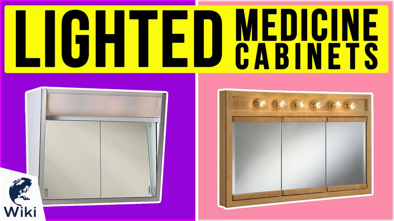 10 Best Lighted Medicine Cabinets