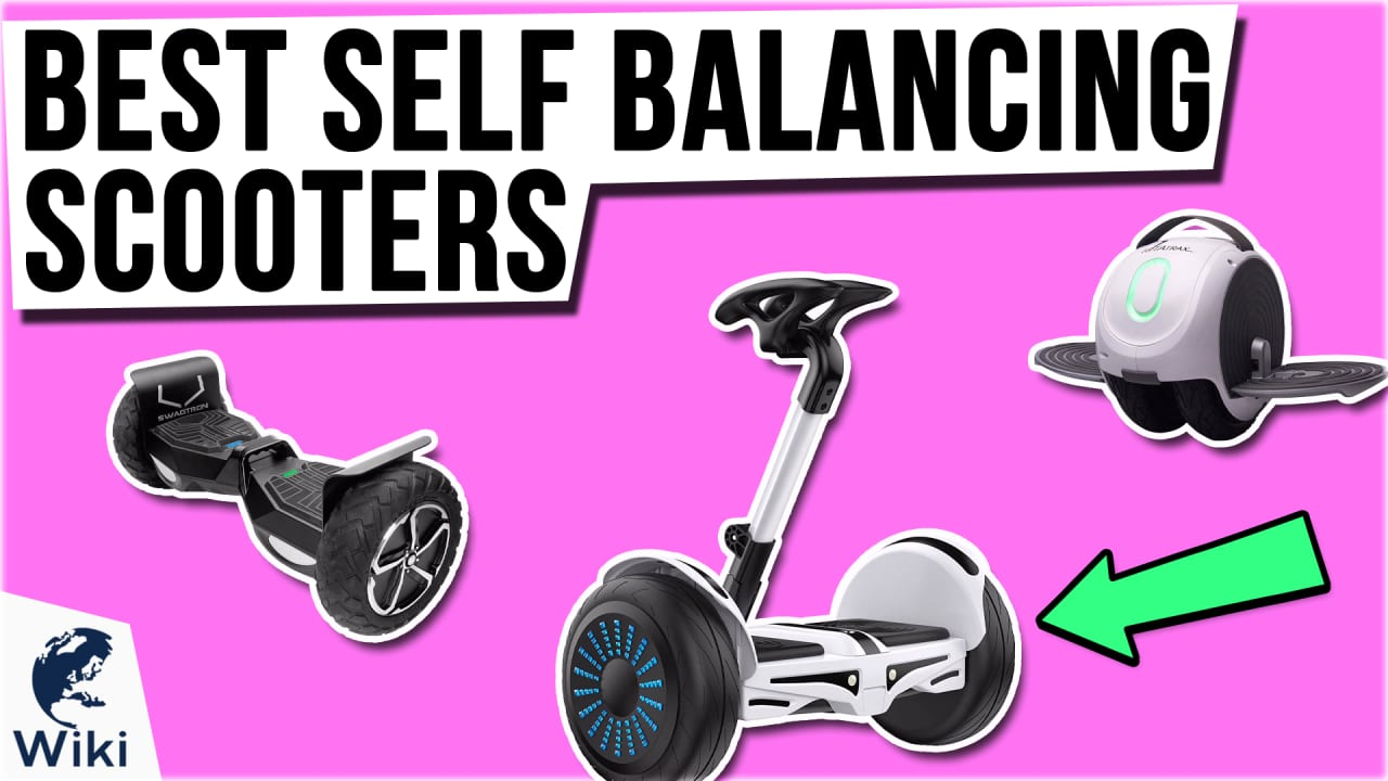 10 Best Self Balancing Scooters