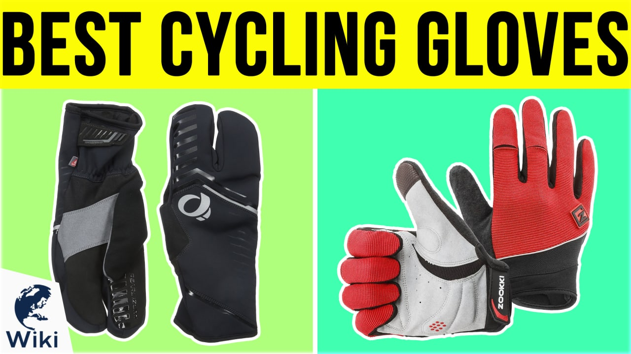 10 Best Cycling Gloves