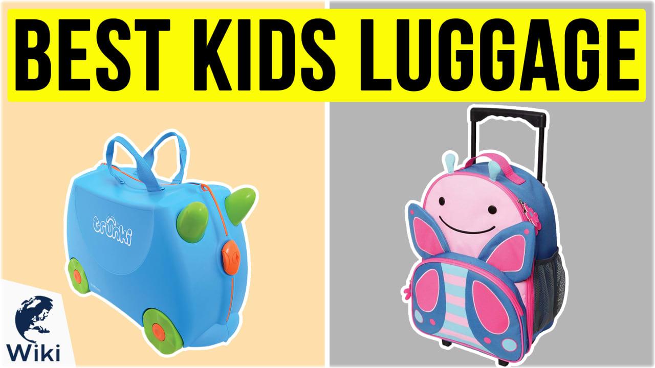 10 Best Kids Luggage