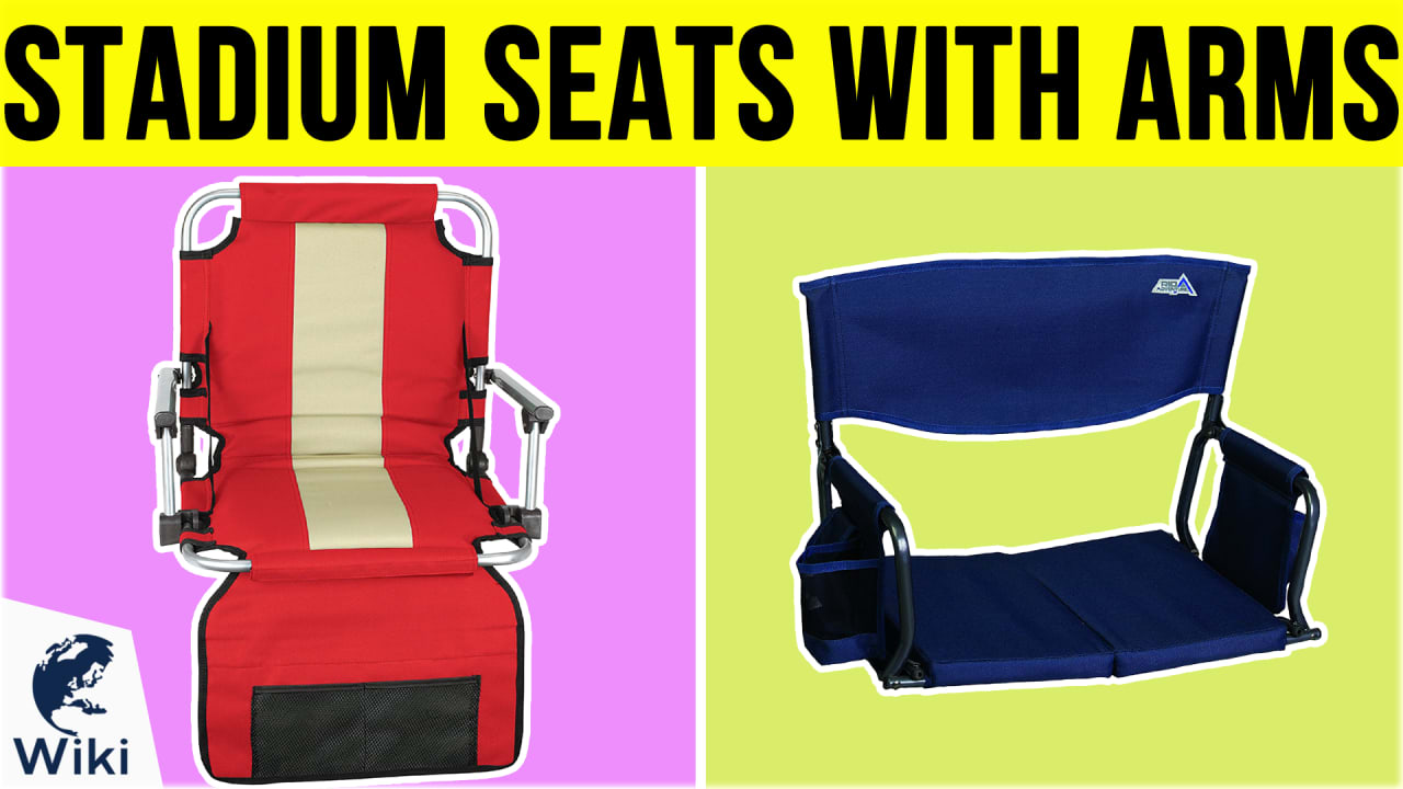 8 Best Stadium Seats With Arms