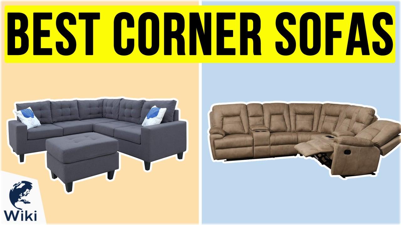 8 Best Corner Sofas