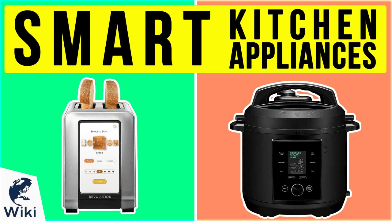 10 Best Smart Kitchen Appliances