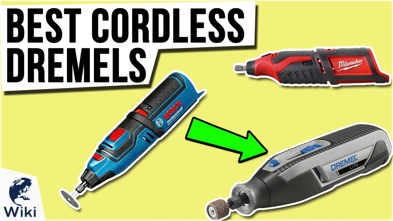 10 Best Cordless Dremels