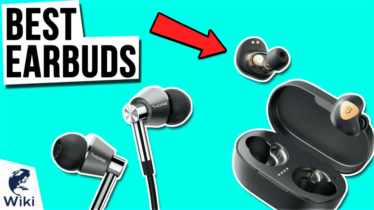 10 Best Earbuds
