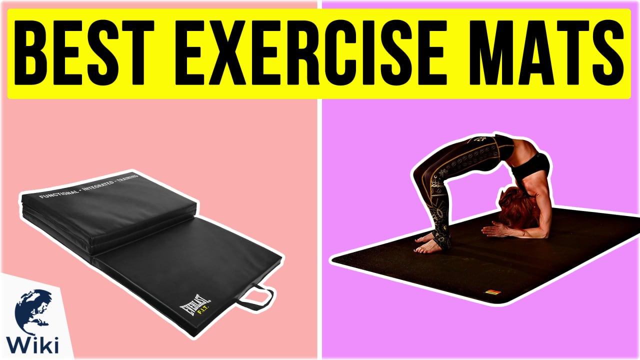 10 Best Exercise Mats