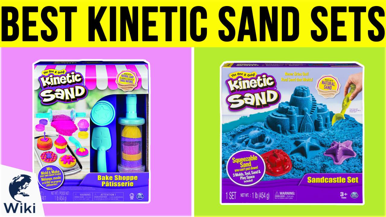 8 Best Kinetic Sand Sets