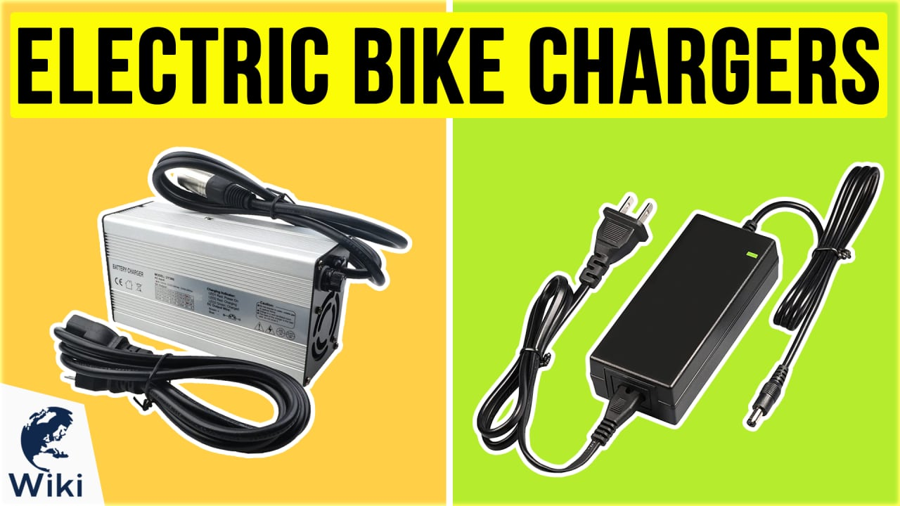 6 Best Electric Bike Chargers