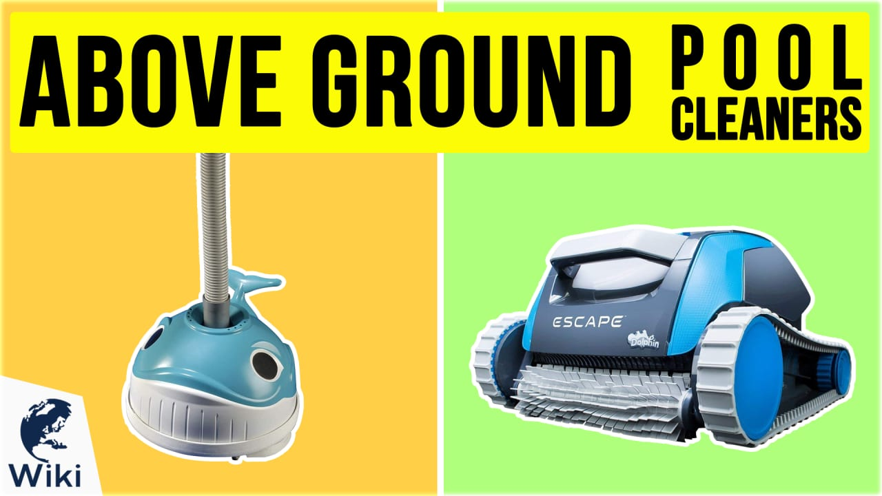 10 Best Above Ground Pool Cleaners