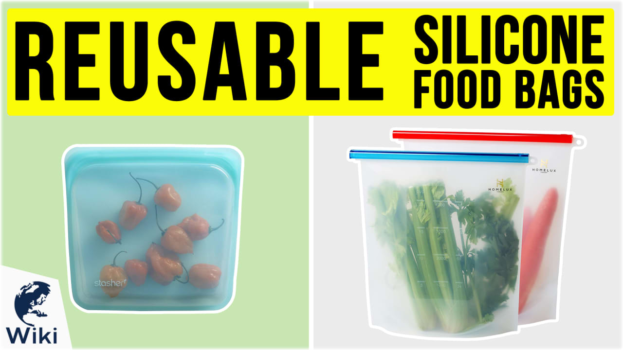 10 Best Reusable Silicone Food Bags