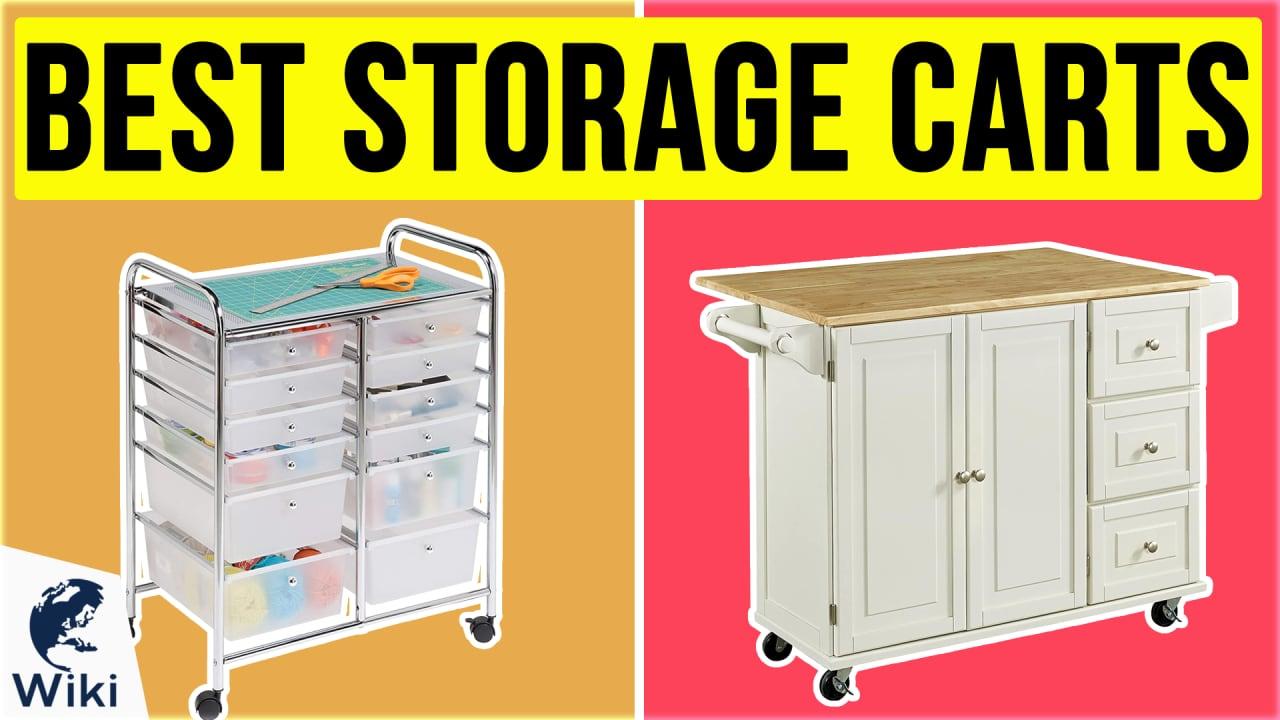 10 Best Storage Carts