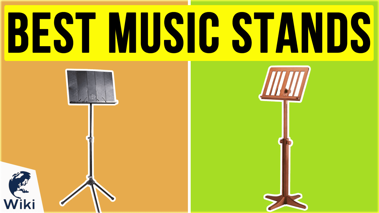 10 Best Music Stands