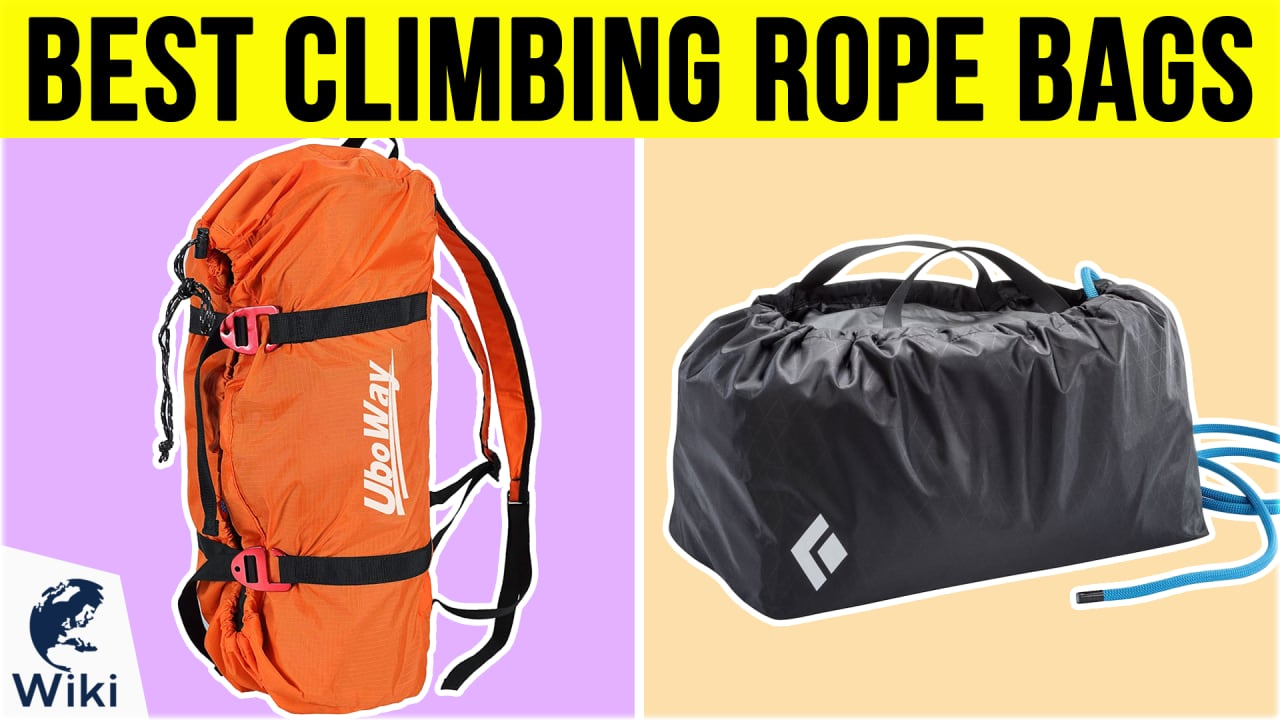 9 Best Climbing Rope Bags