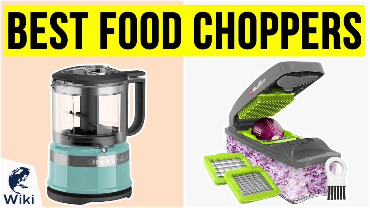 10 Best Food Choppers