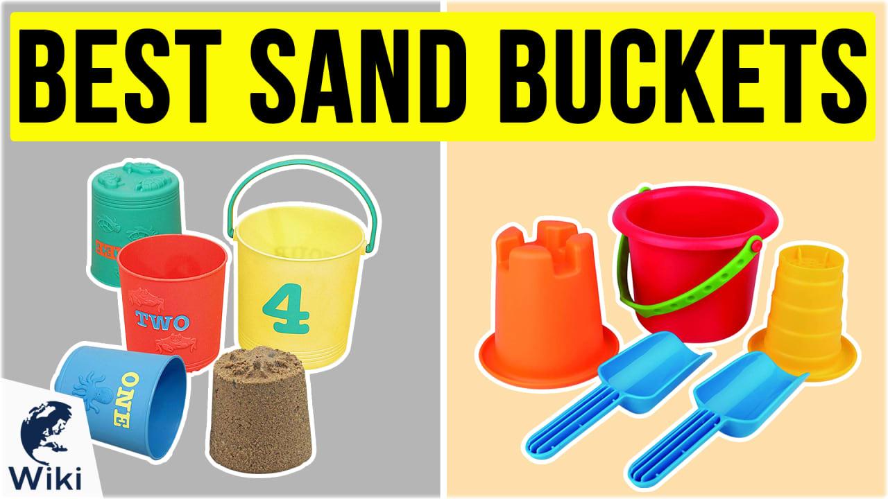 10 Best Sand Buckets