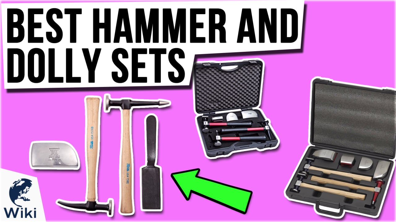 9 Best Hammer And Dolly Sets