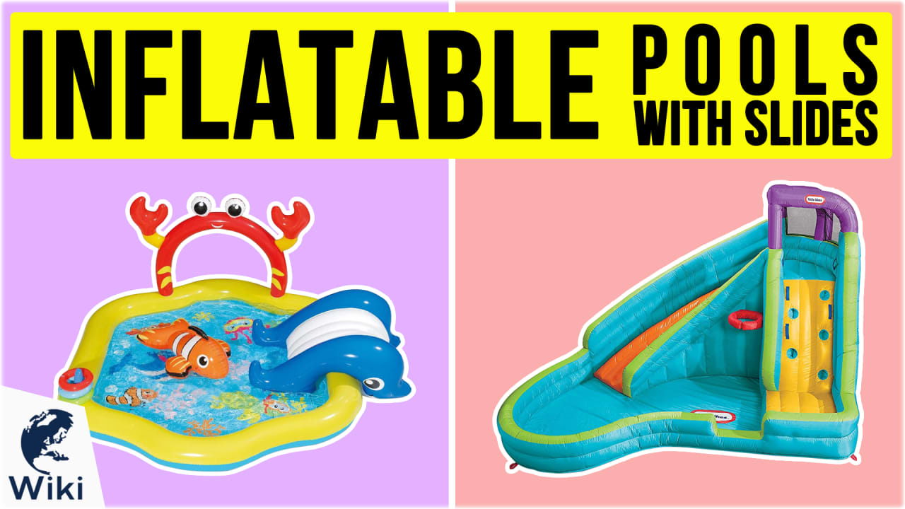 10 Best Inflatable Pools With Slides