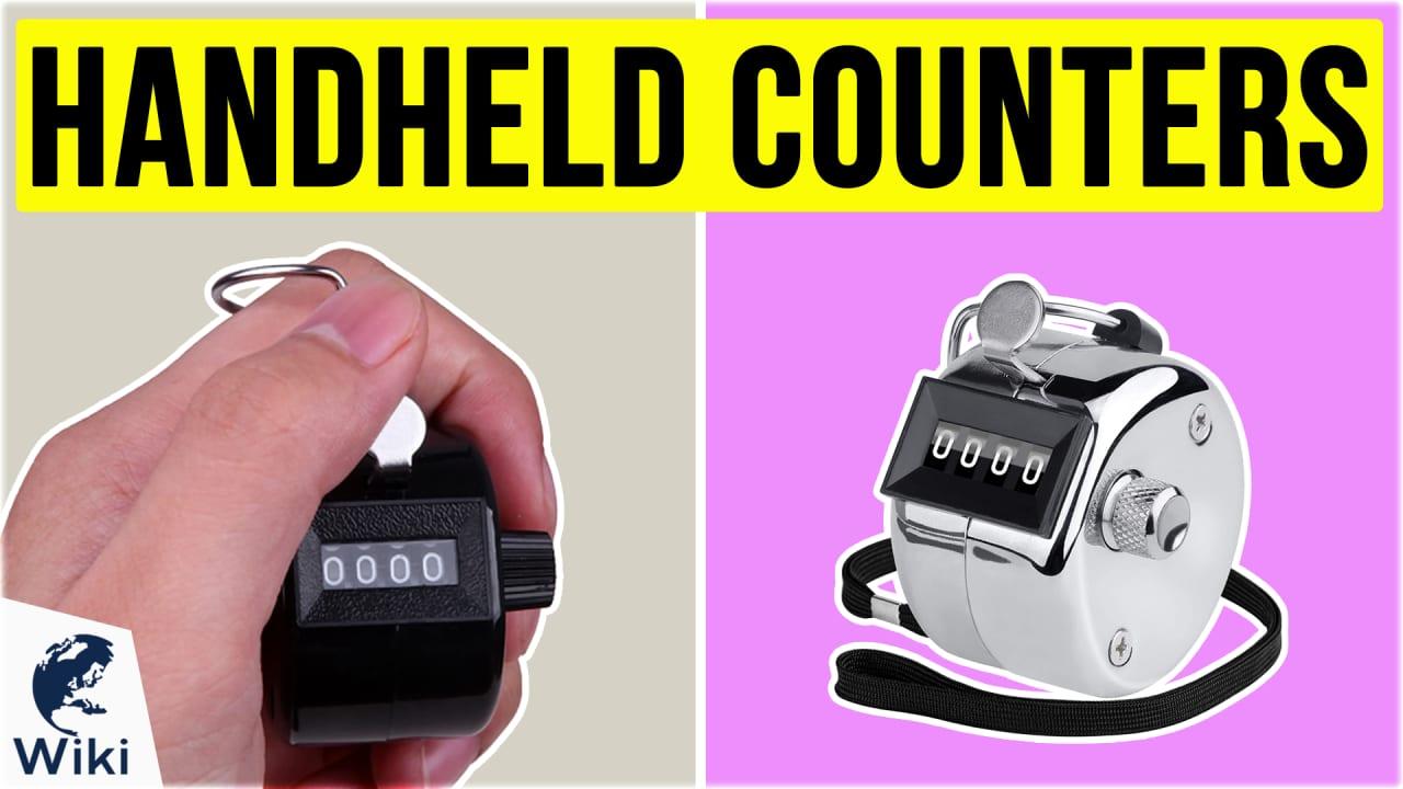 7 Best Handheld Counters