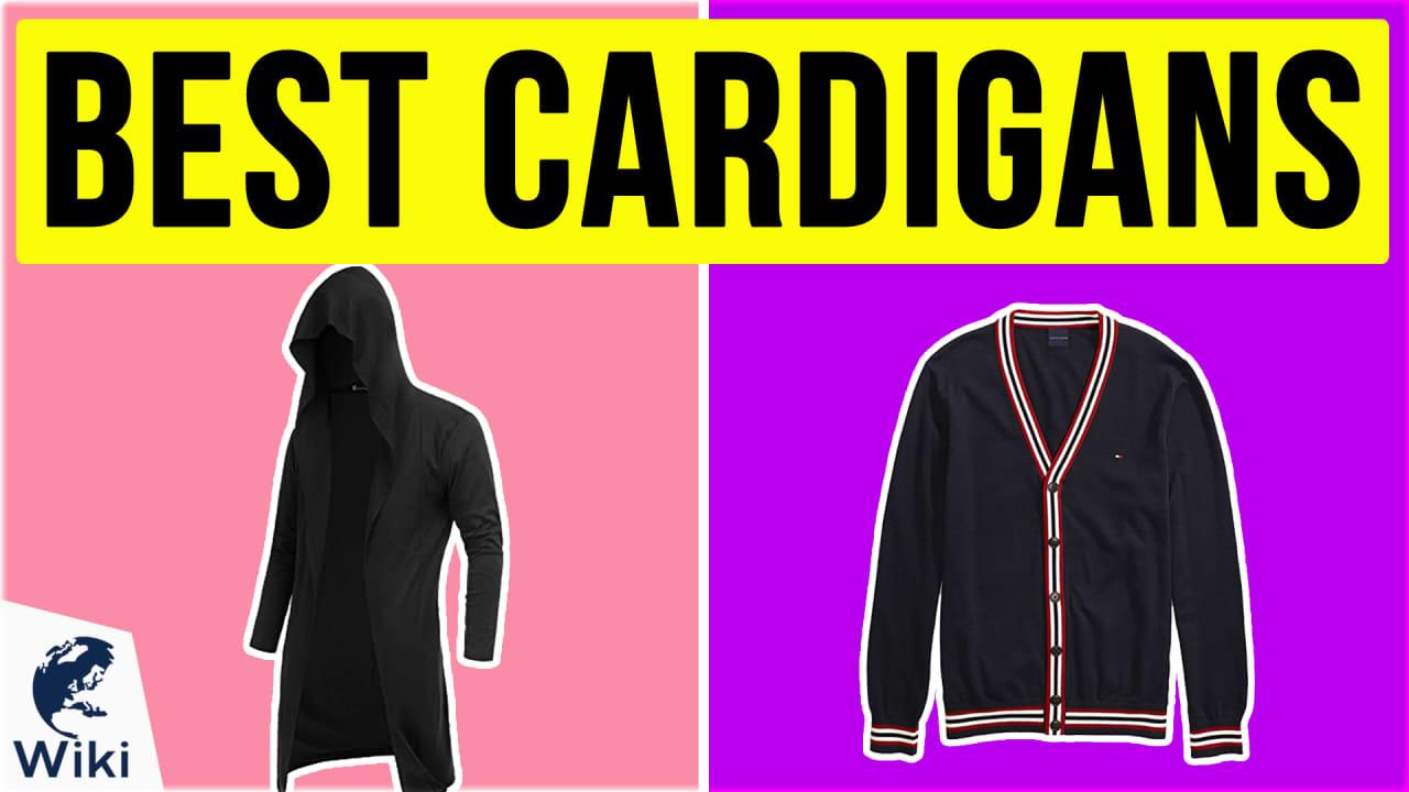 10 Best Cardigans