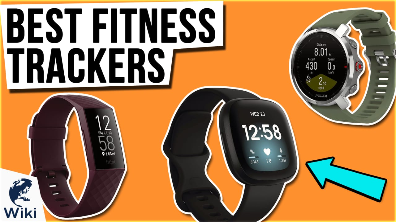 10 Best Fitness Trackers