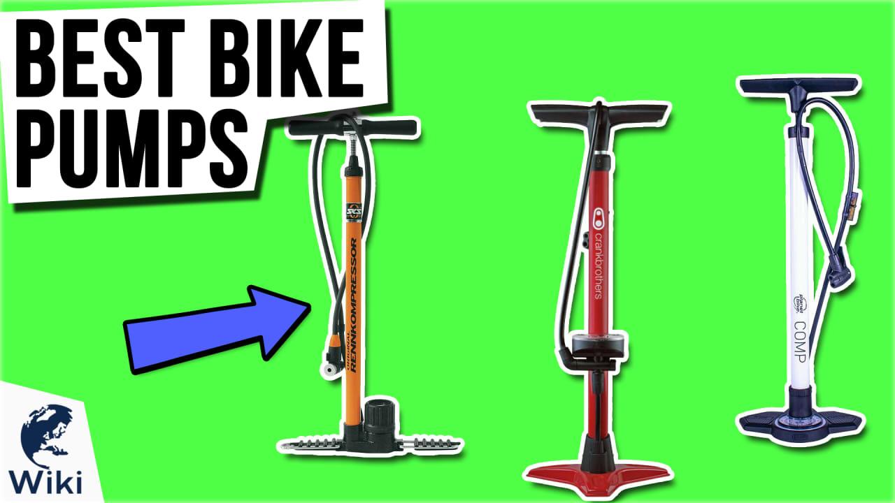 10 Best Bike Pumps