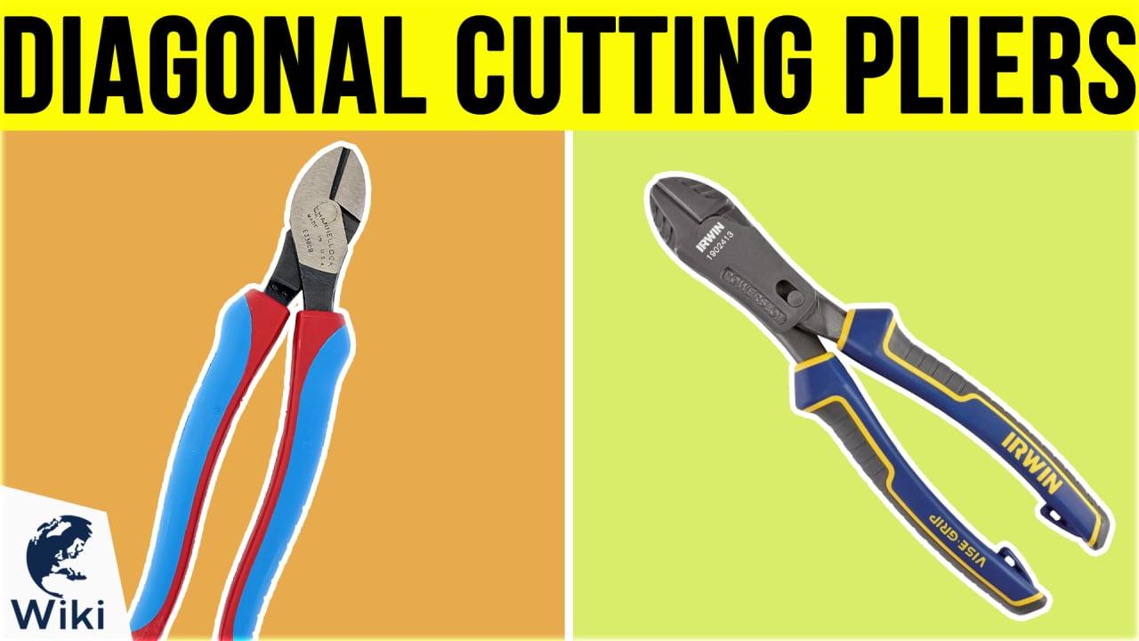 10 Best Diagonal Cutting Pliers