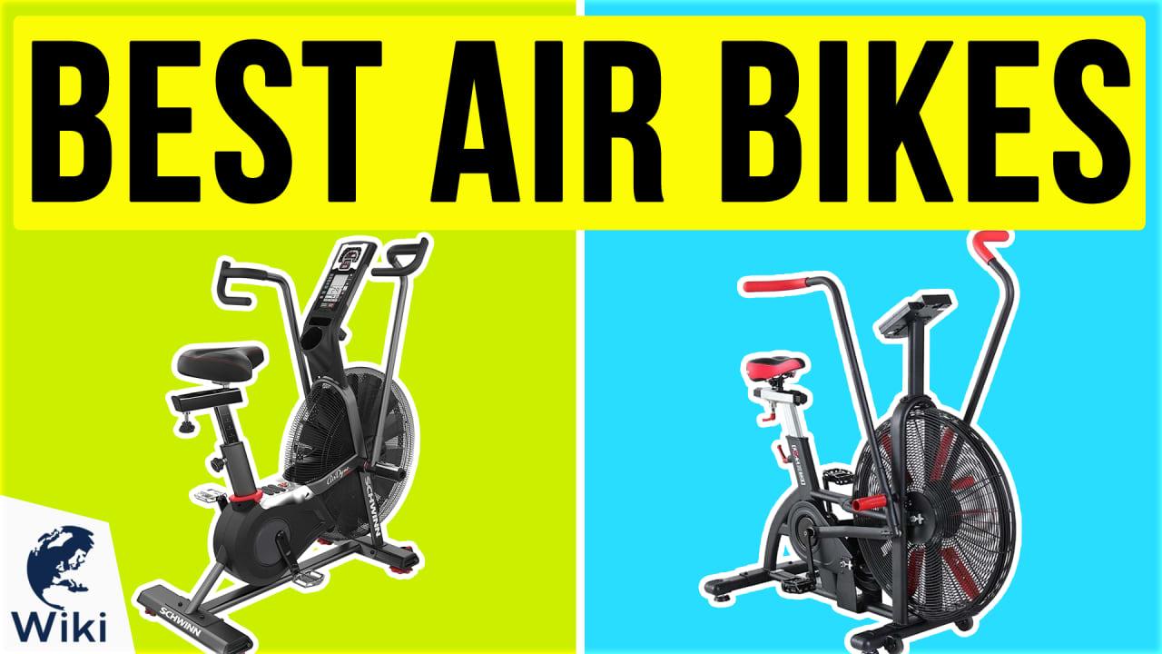 10 Best Air Bikes