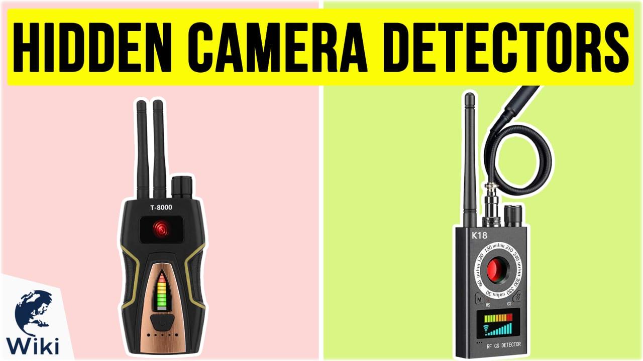 7 Best Hidden Camera Detectors