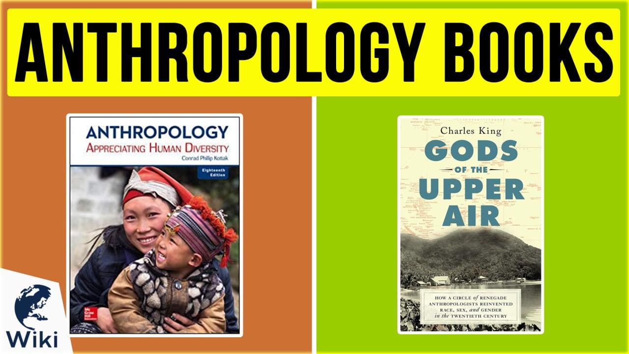 10 Best Anthropology Books