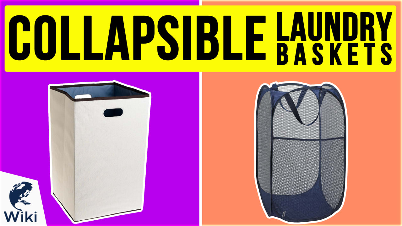 10 Best Collapsible Laundry Baskets