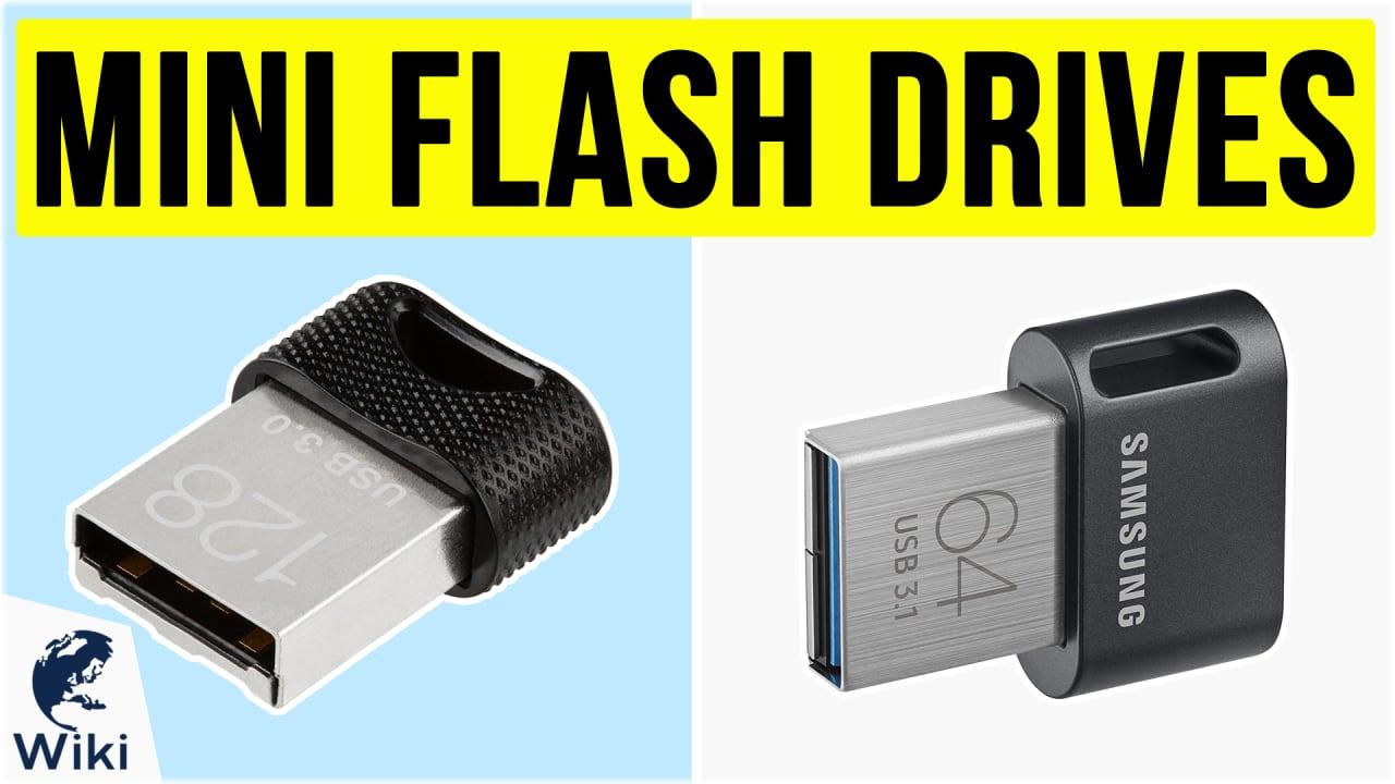 8 Best Mini Flash Drives