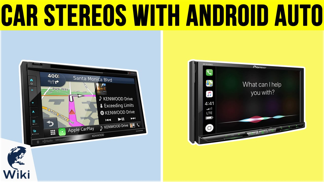 10 Best Car Stereos With Android Auto