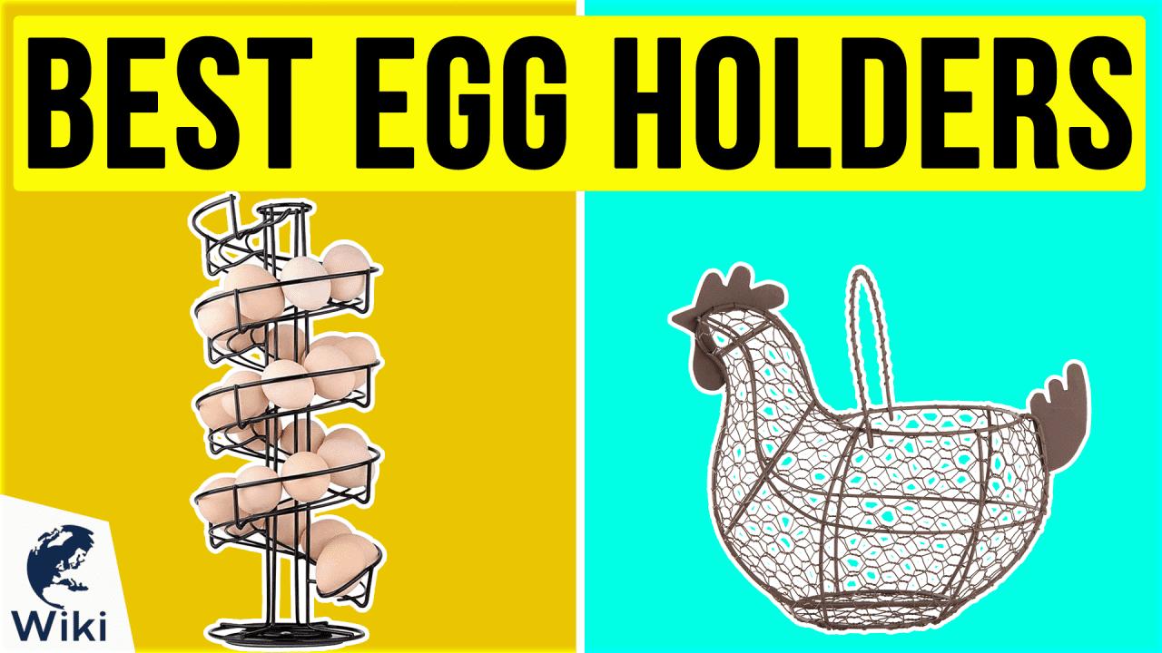 10 Best Egg Holders